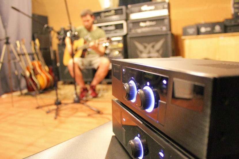 Guitars Recording