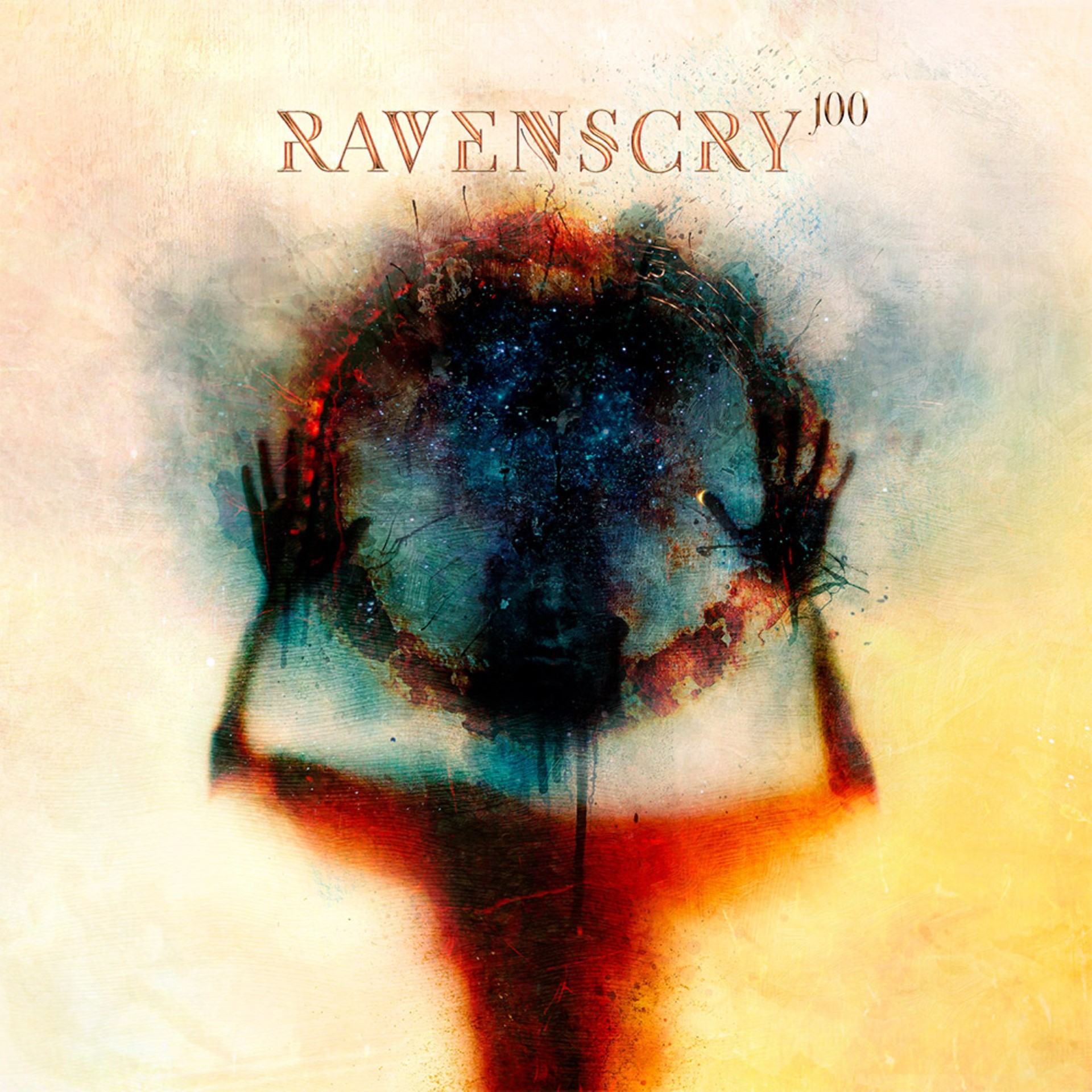 Ravenscry - 100 Cover
