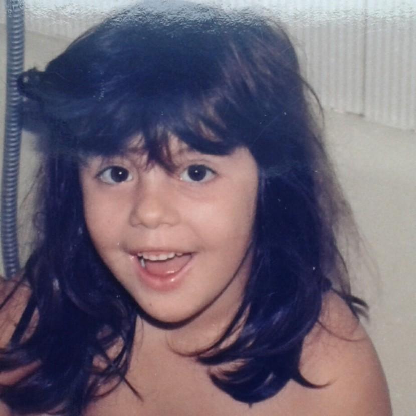 Young Giulia