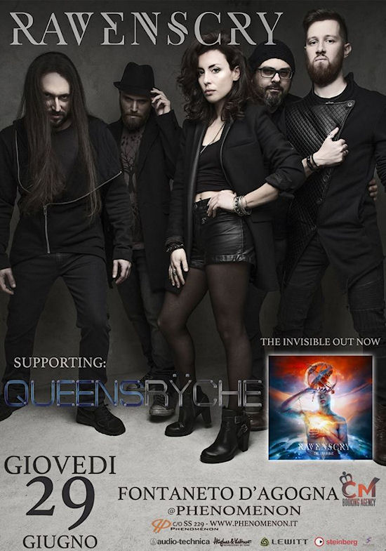 Ravenscry Queensryche