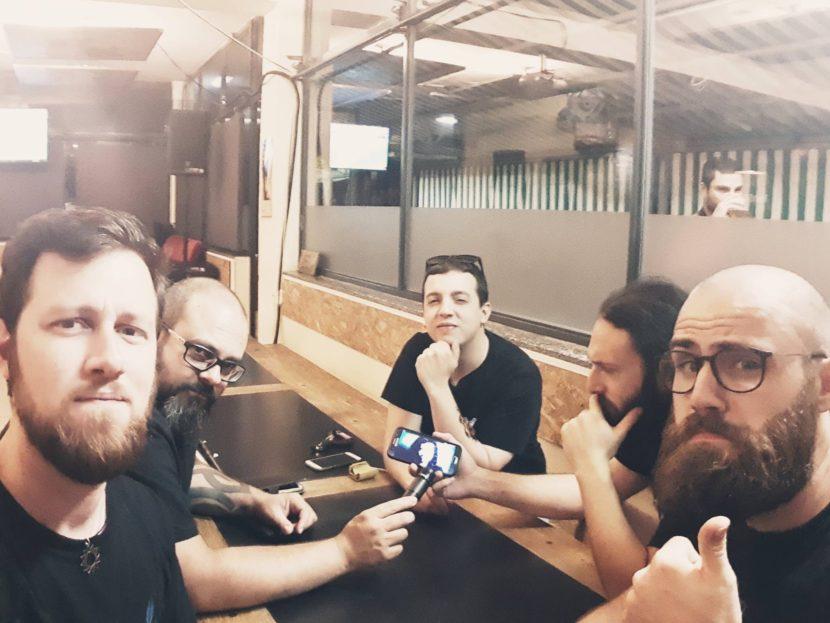 Ravenscry Pub Meeting